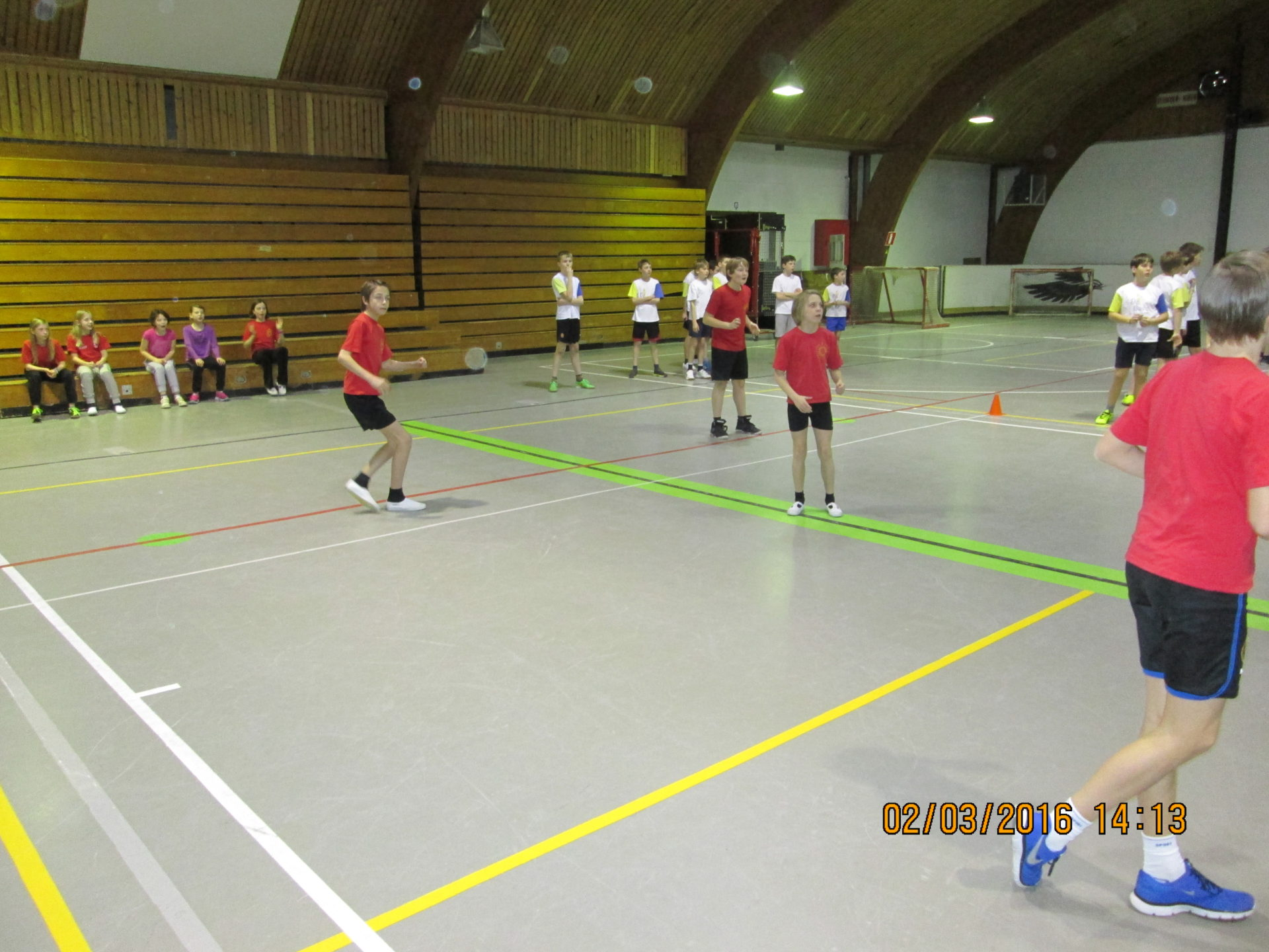 Sport lagere school
