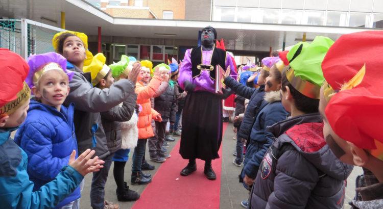 1ste leerjaar - Sinterklaasfeest